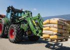 Fendt 720 Tractor