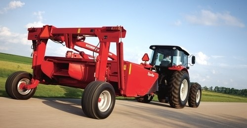 Massey Ferguson 1363 Mower Conditioner