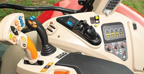 Massey Ferguson 7600 multipad joystick