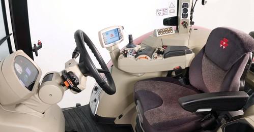 Massey Ferguson 8600 cab