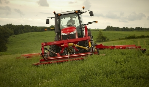 Massey Ferguson DM Triple Mower
