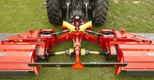 Massey Ferguson DM Triple Mower