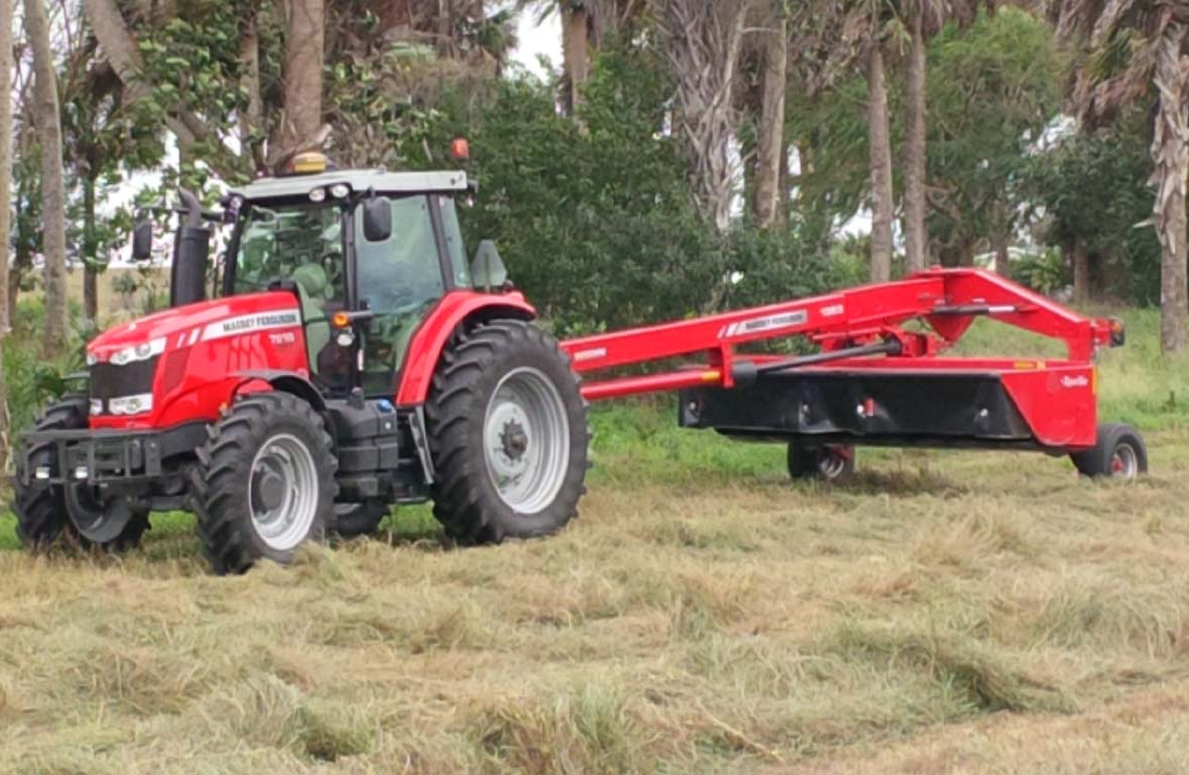 Massey Ferguson 1386 Mower Conditioner