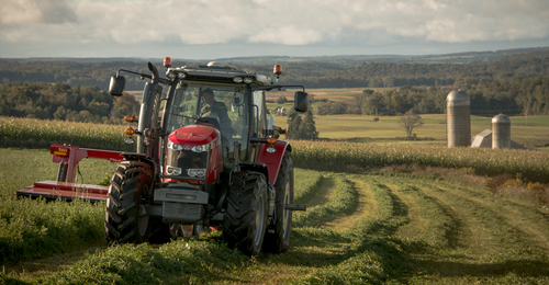 Massey Ferguson 1866 Mower Conditioner