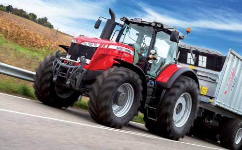 Massey Ferguson 8730 tractor