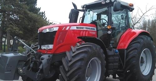 Massey Ferguson 7719 145HP Tractor