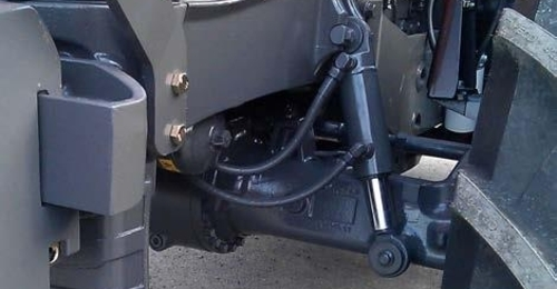 Massey Ferguson 7720 155HP Tractor