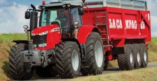 Massey Fergsuon 7722 165HP Tractor | Maple Lane