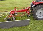 Massey Ferguson Rotary Rake RK3814