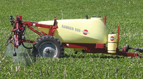 Hardi Ranger 550 sprayer