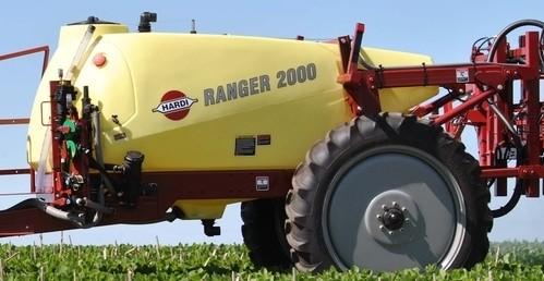 Hardi Ranger 2000 sprayer