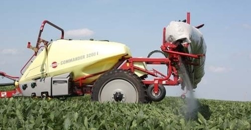 Hardi Commander 7000 TWIN FORCE sprayer