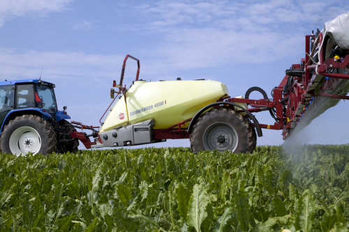 Hardi Commander 4500 TWIN FORCE sprayer