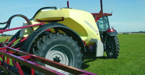 Hardi Commander 4500 sprayer