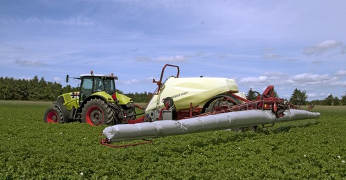 Hardi Commander 5500 TWIN FORCE sprayer