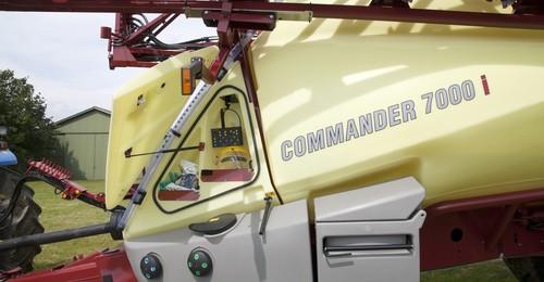 Hardi Commander 7000 sprayer