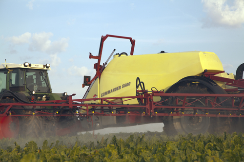 Hardi Commander 5500 sprayer