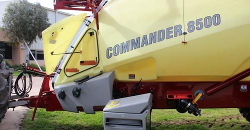 Hardi Commander 8500 sprayer