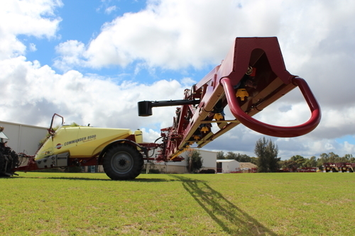Hardi Commander 8500 sprayer