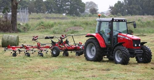 Massey Ferguson TD1655 Tedder