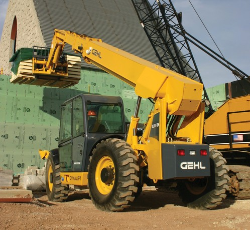 Gehl DL11-55 Telescopic Handler