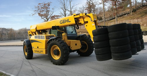 Gehl DL12-40 Telescopic Handler