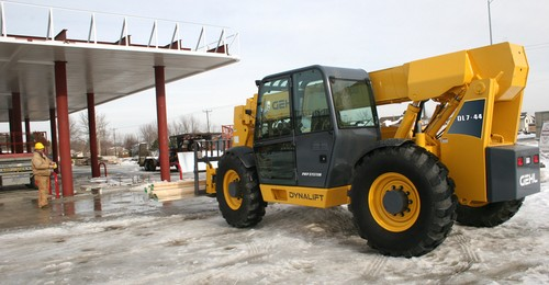 Gehl DL7-44 Telescopic Handler