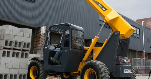 Gehl RS6-34 Telescopic Handler