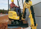 Gehl Z17 Compact Excavator