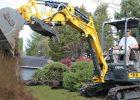Gehl Z27 Compact Excavator