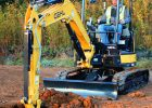 Gehl Z35 GEN:2 Compact Excavator