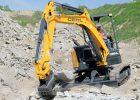 Gehl Z45 Compact Excavator