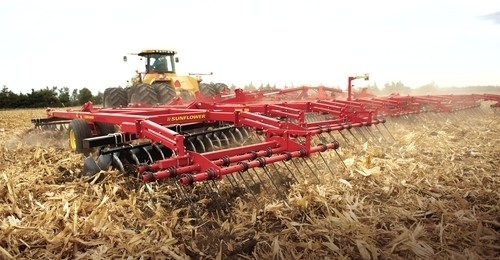 Sunflower 1550 Disc Harrows