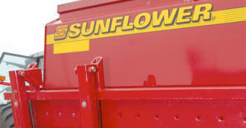 Sunflower 9413 Grain Drill