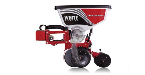 White Planters 9700 Planter