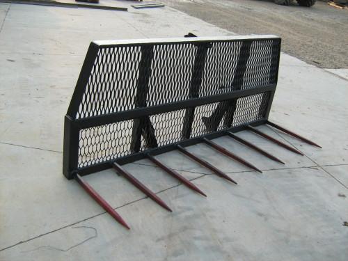 Custom Built Silage Forks