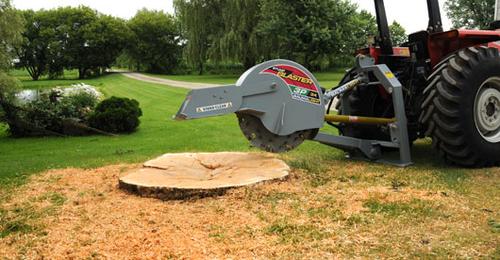 Baumalight 3PH Stump Grinder