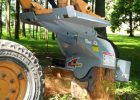 Baumalight Skidsteer Stump Grinder