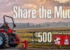 Share The Mud