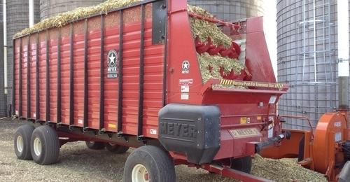 Meyer 4500 Series Forage Box