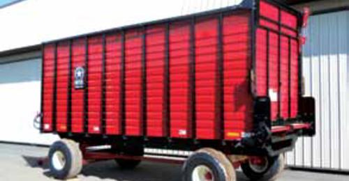 Meyer RT200 Series Forage Box