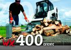 Wallenstein WX400 Series Wood Splitter