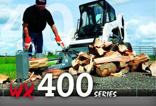 Wallenstein WX400 Series Wood Splitter