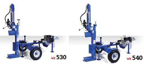Wallenstein WX530/WX540 Wood Splitter