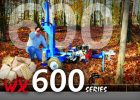 Wallenstein WX600 Series Wood Splitter
