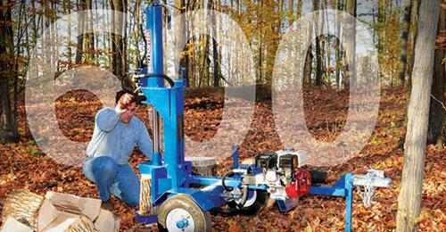 Wallenstein WX600 Series Wood Splitter