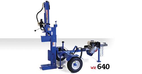 Wallenstein WX640 Wood Splitter