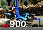 Wallenstein WX900 Series Wood Splitter