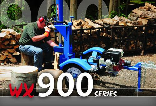 Wallenstein WX900 Series Wood Splitter