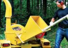 Wallenstein BXT Trailer Wood Chipper